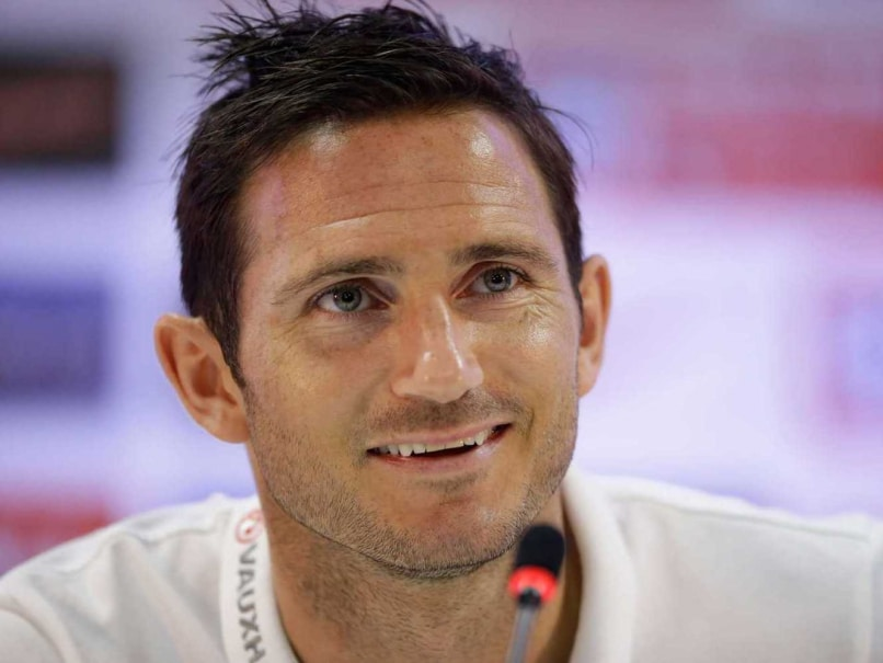 Frank Lampard Undecided on England Retirement