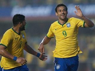 Brazil Footballer Fred Declares World Cup Nightmare Over