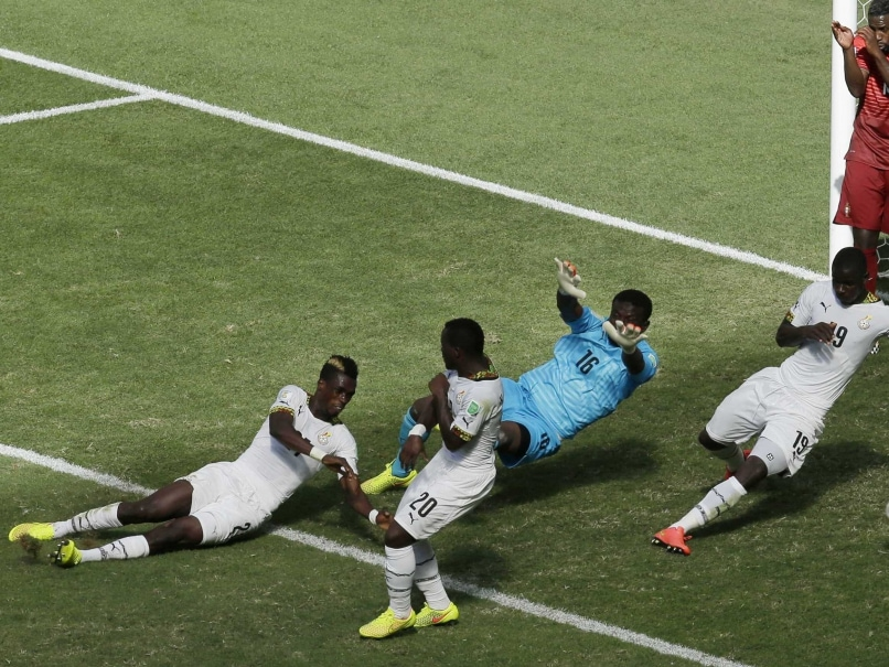 FIFA World Cup: Ghana Remove Sports Minister After Debacle