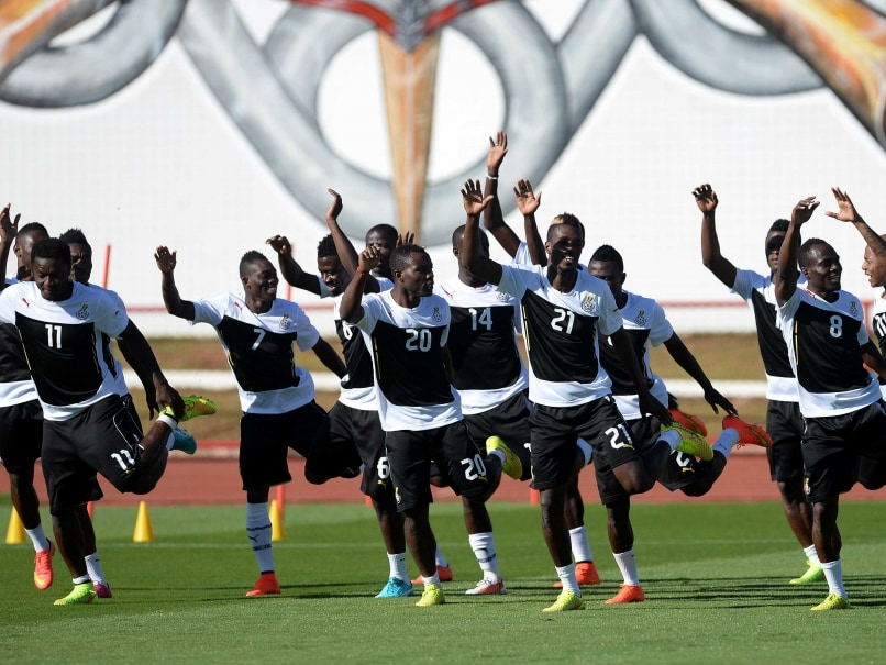 World Cup 2014: Cash-Strapped Ghana Request Prize Money Early
