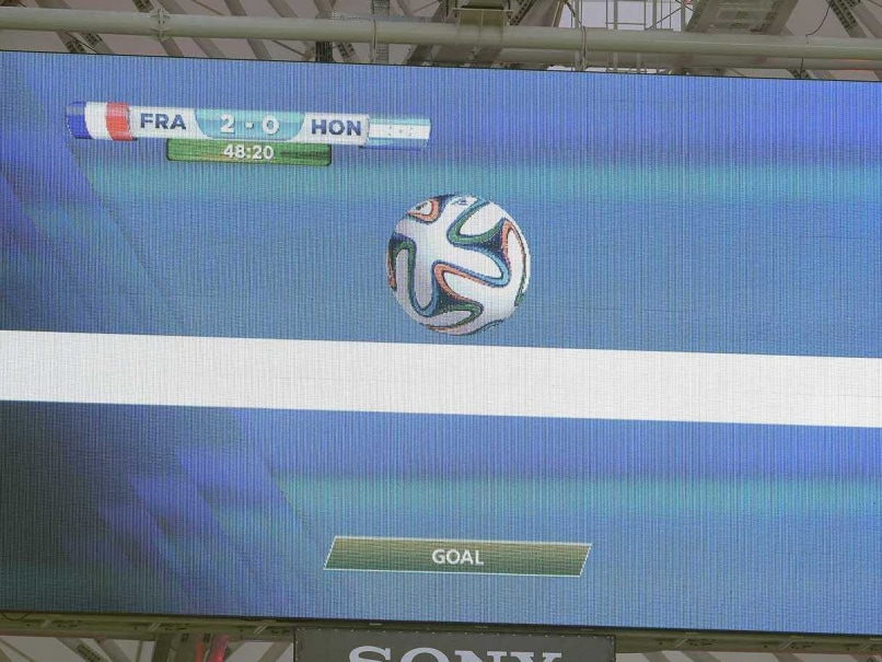 First True Test, And a Noticeable Gaffe, for Goal-Line Technology