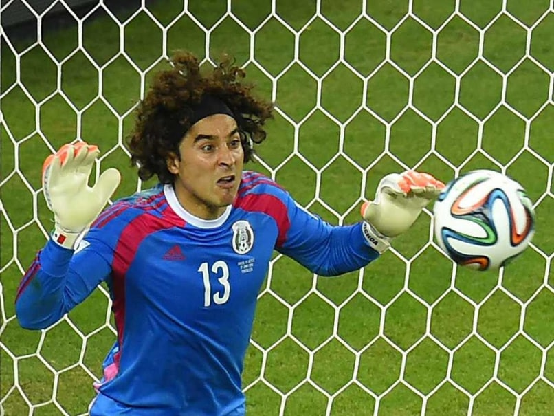 Goalkeeper Guillermo Ochoa is Mexico's National Hero After Draw vs Brazil