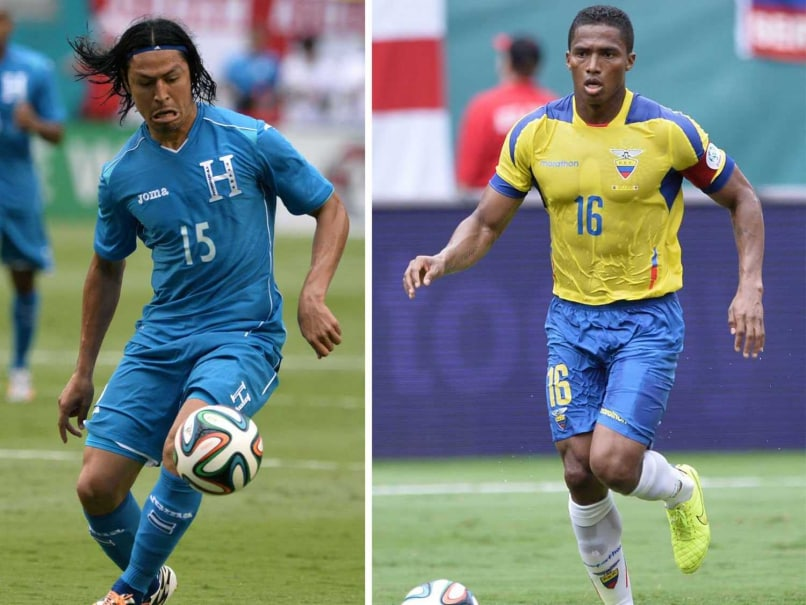 FIFA World Cup Preview: Ecuador, Honduras Coaches Face Familiar Foes