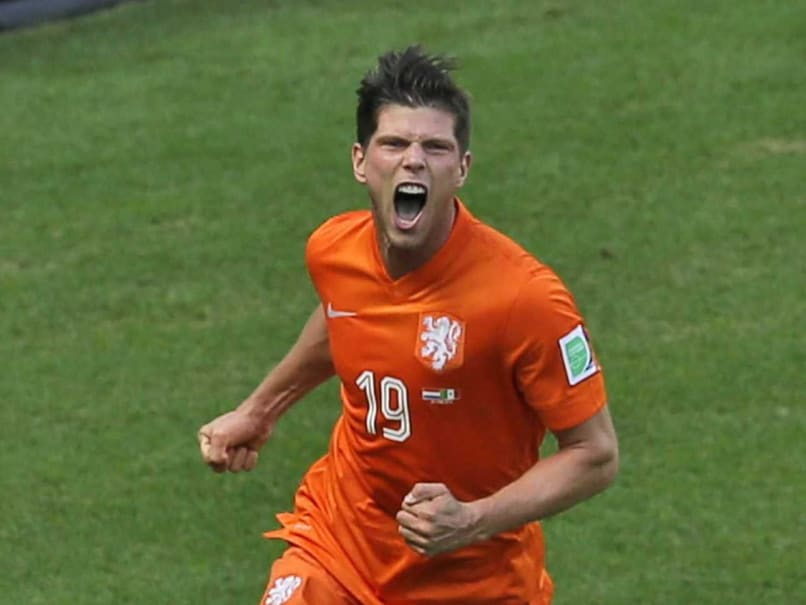 FIFA World Cup Highlights: Klaas-Jan Huntelaar's Injury-Time Penalty Sends Netherlands Into Quarters