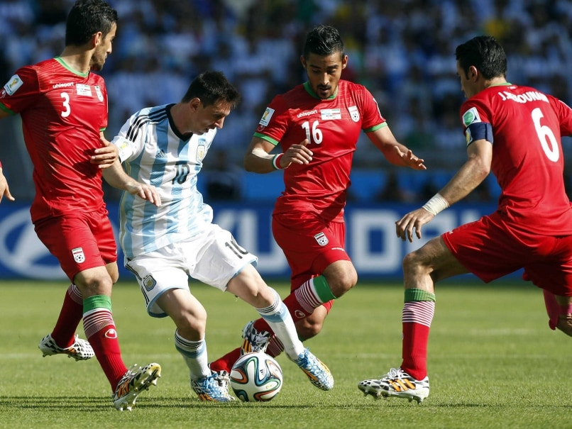 World Cup 2014: With an Eye on a Last-16 Berth, it's Do-or-Die for Iran
