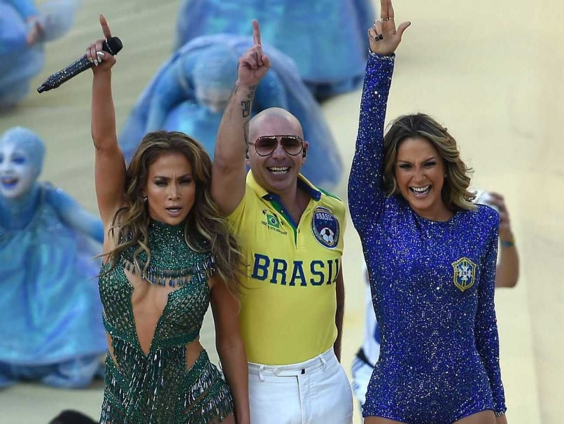 JLo Pitbull and Leitte