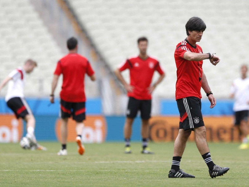 Germany Coach Joachim Loew Urges Players to Stay Focused