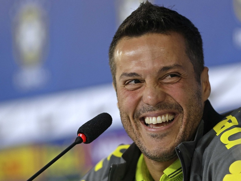 Brazil Eyeing Top Spot in Group A, Says Julio Cesar