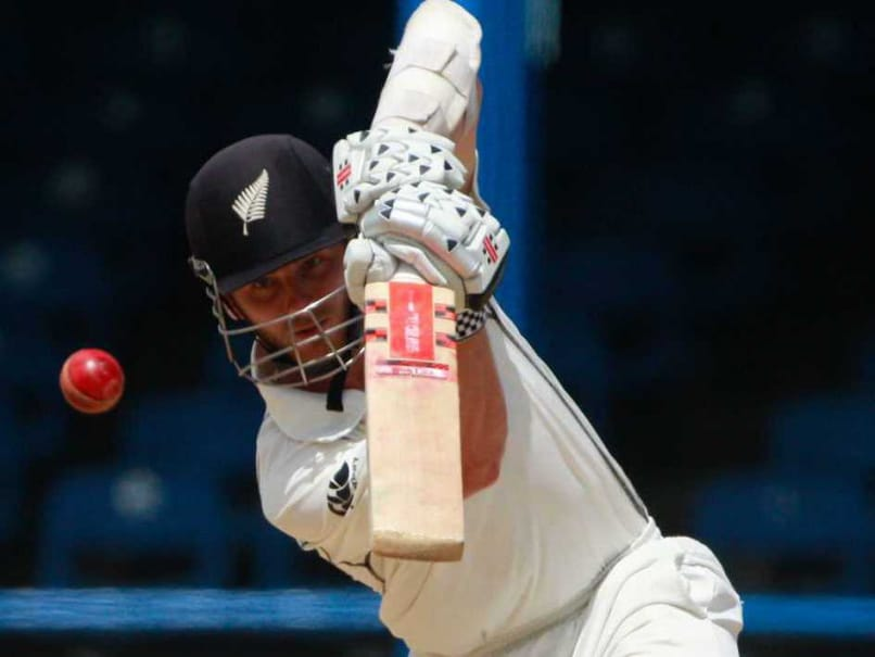 3rd Test: Kane Williamson Fifty Gives New Zealand the Edge Over West Indies