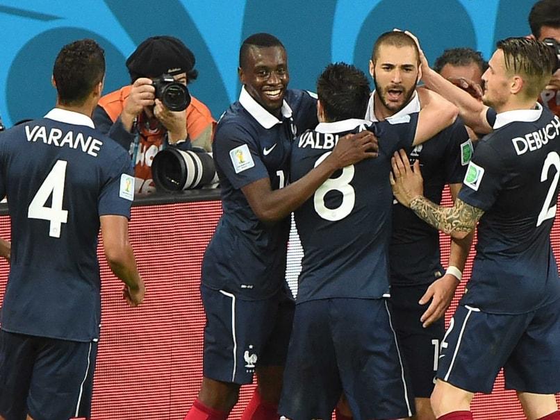 Karim Benzema France WC