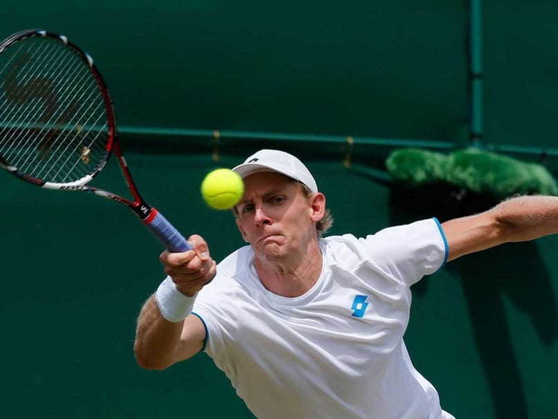 Kevin Anderson Becomes First South African to Enter Wimbledon Last 16 Since 2000