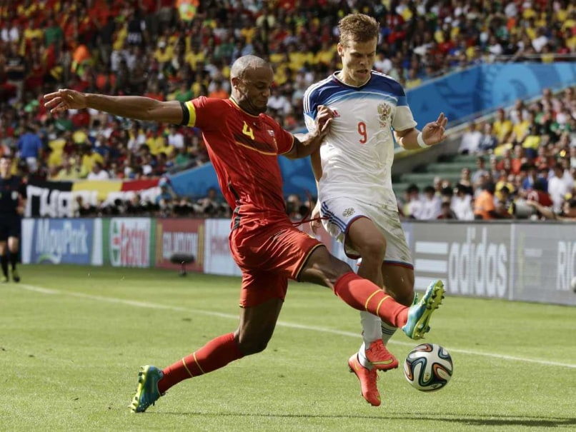 World Cup 2014: Vincent Kompany, Thomas Vermaelen to Miss Korea Clash