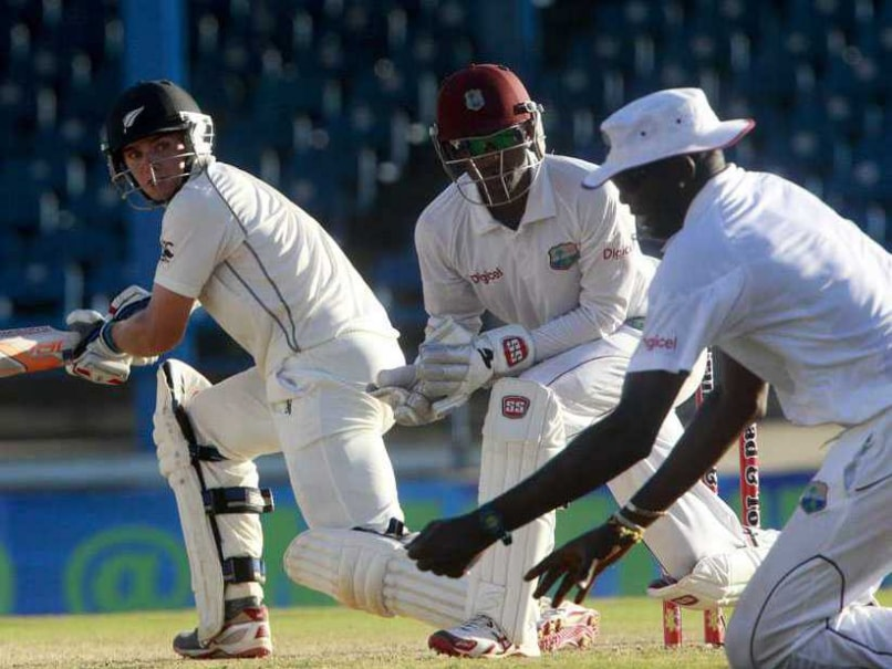 Second Test: New Zealand Face Grim Battle for Second Test Survival; Trail West Indies by 166 Runs
