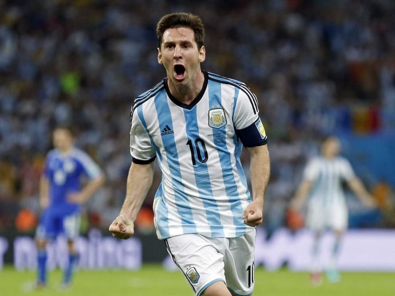 Lionel Messi Admits Argentina Far From Best Teams So Far
