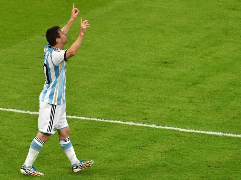 FIFA World Cup 2014: Lionel Messi's Magic Gets Argentina Off the Mark
