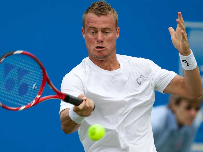 Lleyton Hewitt Hints at Queen's Farewell