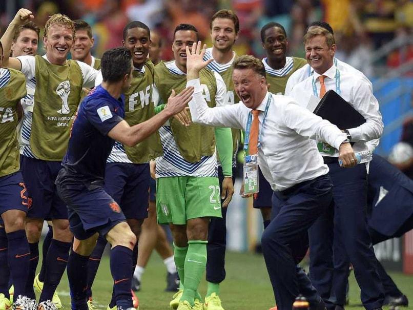 FIFA World Cup: Dutch Coach Louis Van Gaal Pondering Change of System for Australia