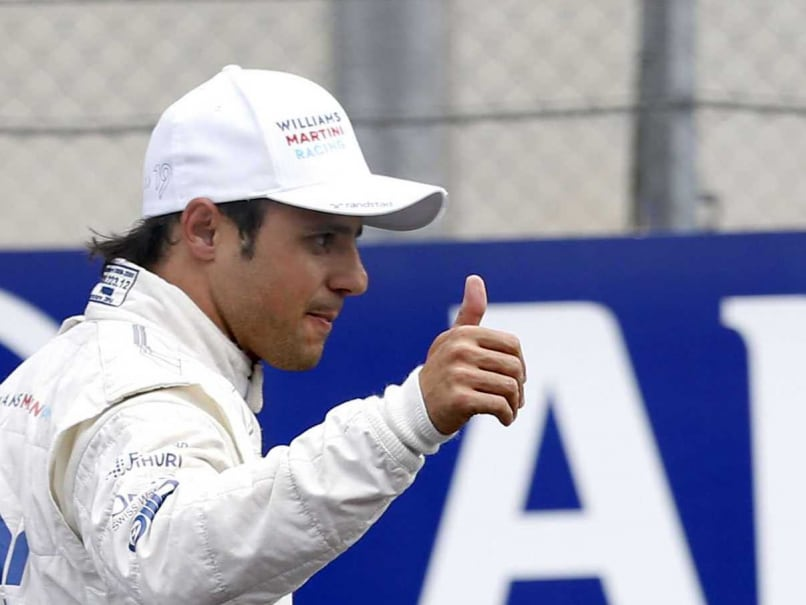 Austrian Grand Prix: Felipe Massa Confident Team Williams Will Build on Their Performance