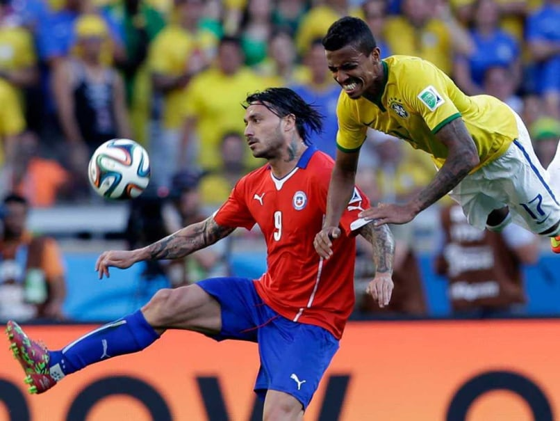 World Cup 2014: Brazil Team Official Accused of Hitting Chile Player