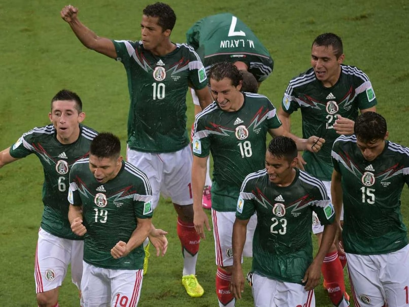 FIFA World Cup: Mexico Down Cameroon 1-0 as Officials Flop Again