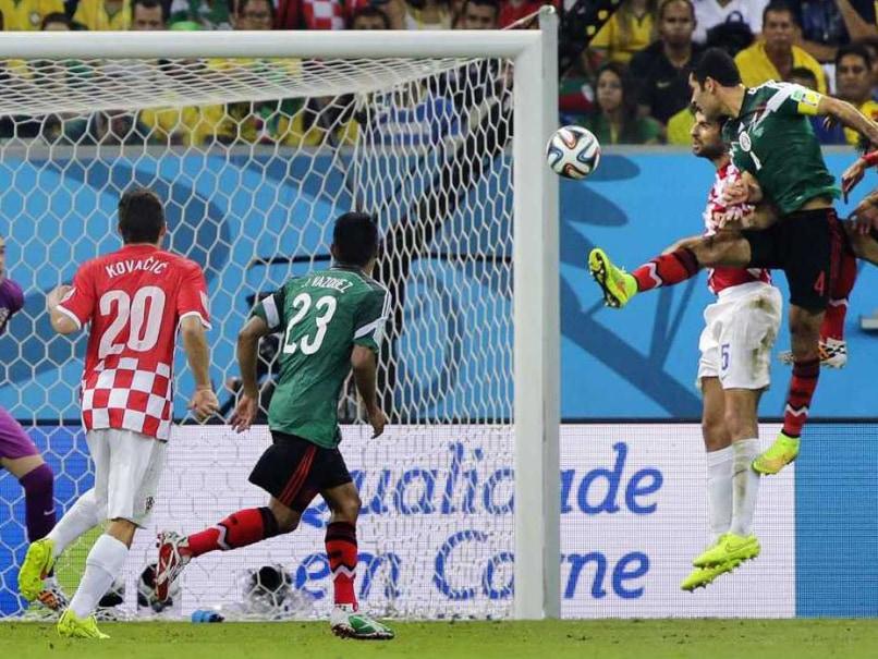 FIFA World Cup: Mexico Overcome Croatia to Enter Last 16