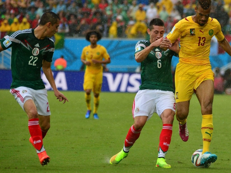 Mexico vs Cameroon 1