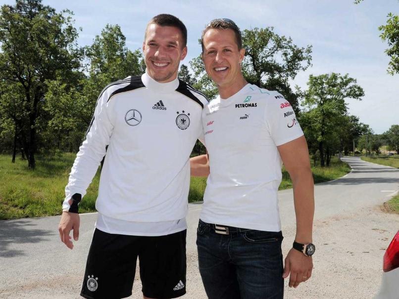 Michael Schumacher football 2