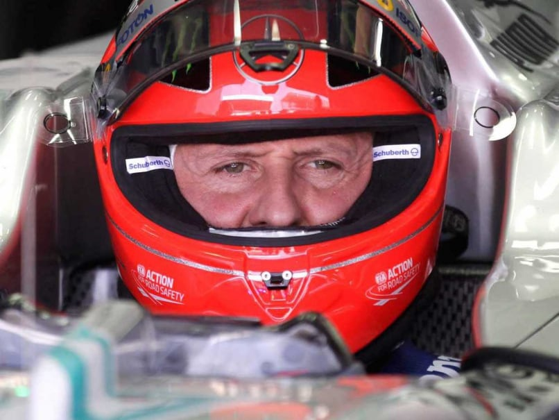 "Michael Schumacher ""Will Remain an Invalid"": Report"