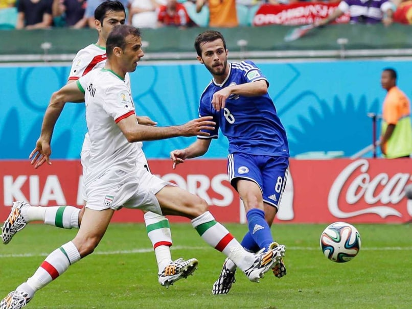 FIFA World Cup: Bosnia Prevent Iran From Advancing