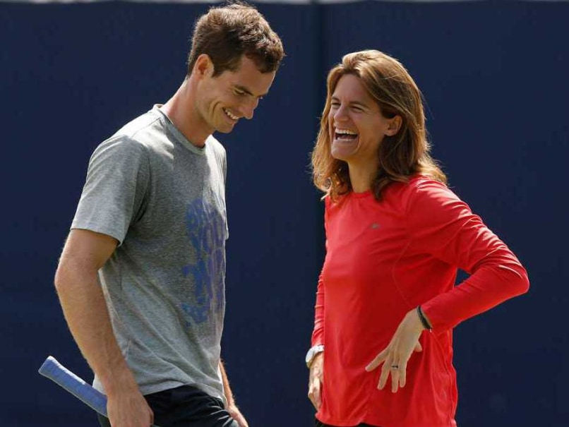 With Female Coach, Murray Faces a New Kind of Attention at Wimbledon