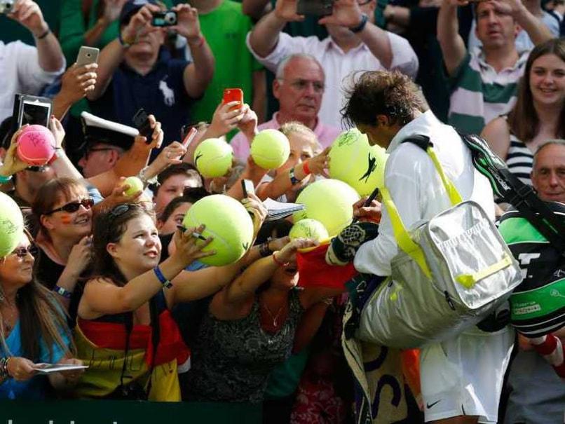 Rafael Nadal Victory Restores Order at Wimbledon