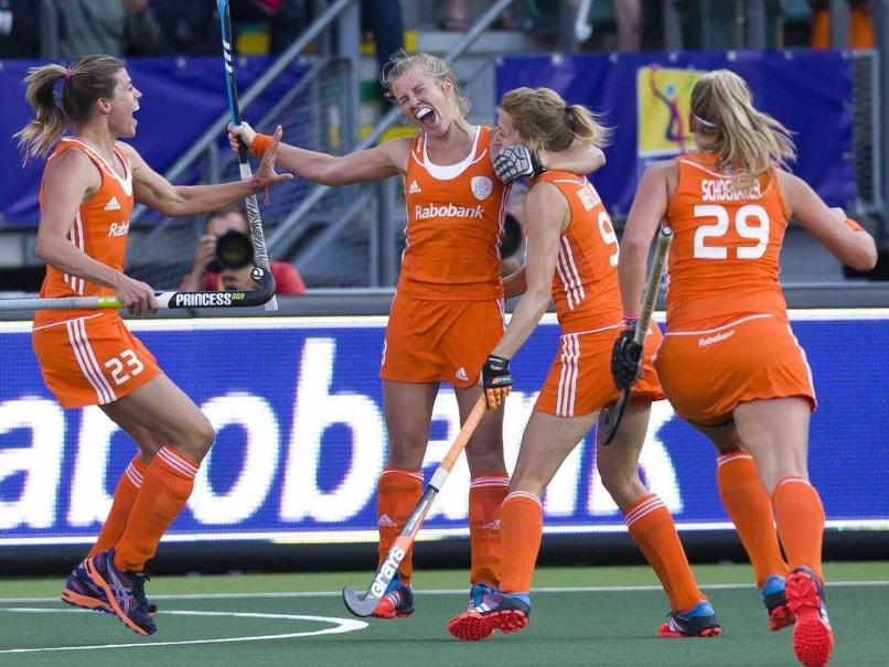 Women's Hockey World Cup: Netherlands Drub Argentina, Set Up Final With Australia