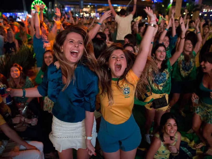 Brazil's World Cup Crowd Mostly White, Wealthy: Survey