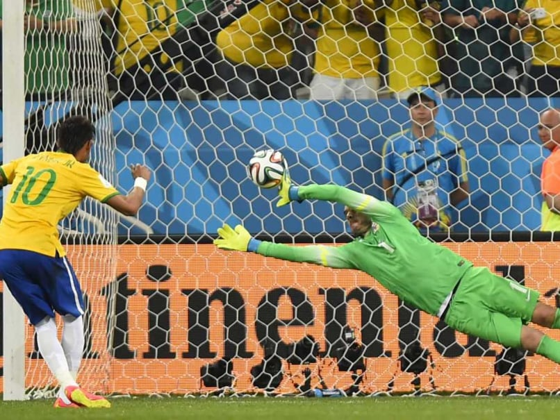 FIFA World Cup Highlights: Neymar's Brace Gives Brazil 3-1 Win vs Croatia
