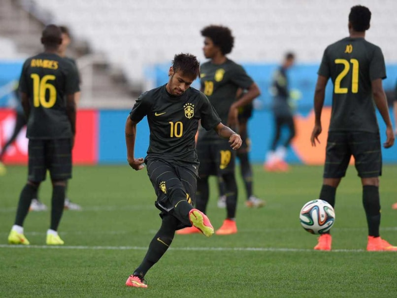 FIFA World Cup: No Pressure When you are Living a Dream, Says Neymar