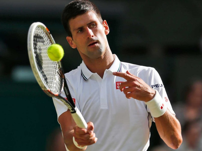Wimbledon: Novak Djokovic Wins 2nd Round Match Against Radek Stepanek
