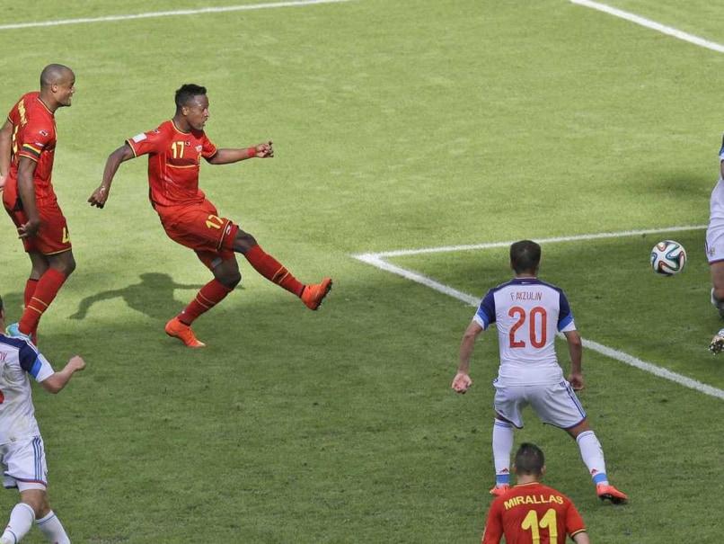 FIFA World Cup: Teenager Divock Origi Sees Belgium Into Second Round