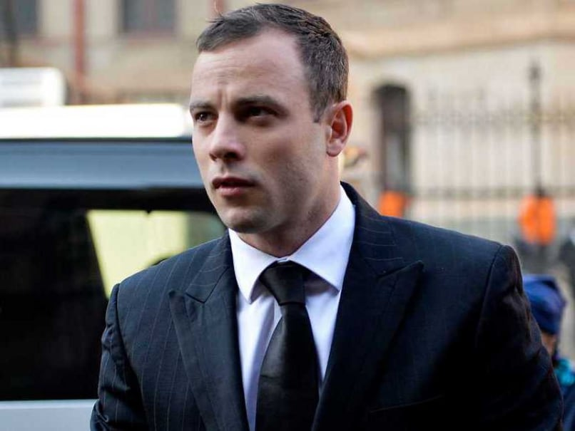 Oscar Pistorius Arrives in Court to Face Murder Trial Verdict