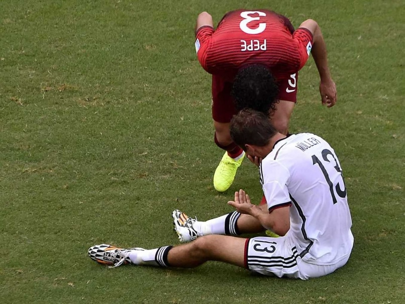 FIFA World Cup: Pepe Banned and Fined for Thomas Muller Headbutt