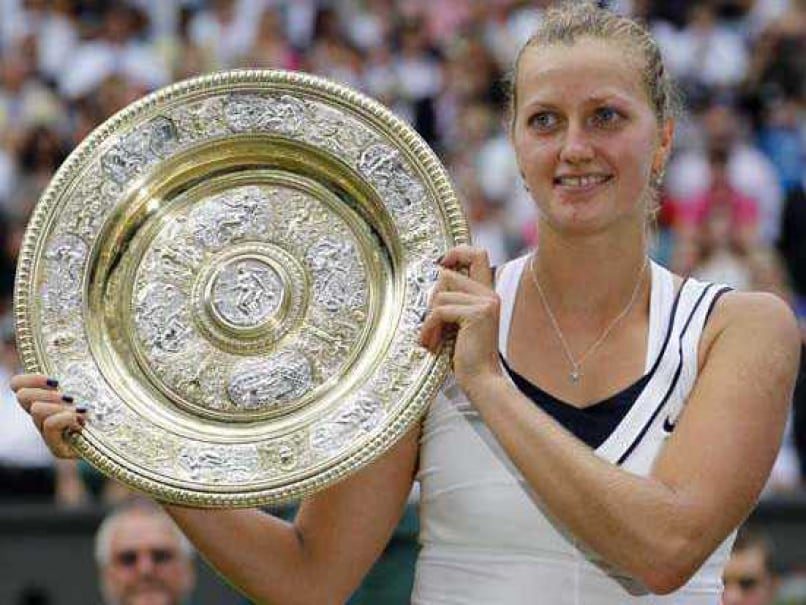 Petra Kvitova to Lead Czechs in Fed Cup Final