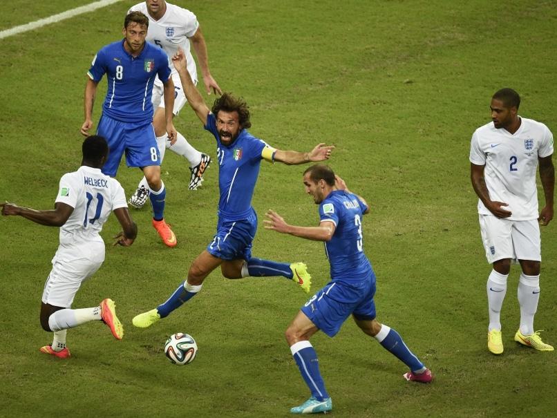 Pirlo Italy WC
