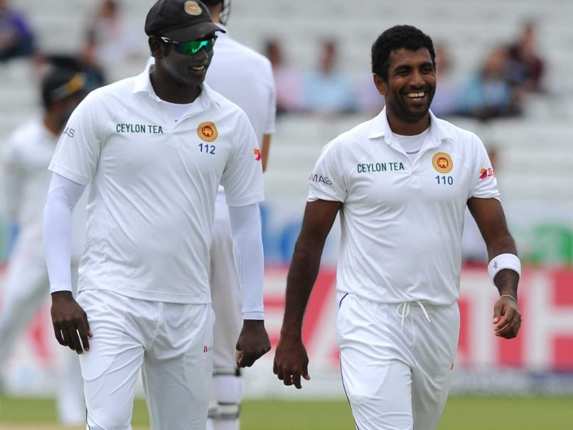Sri Lanka vs England: Mathews-Prasad Show Scripts Rare Overseas Success for Islanders