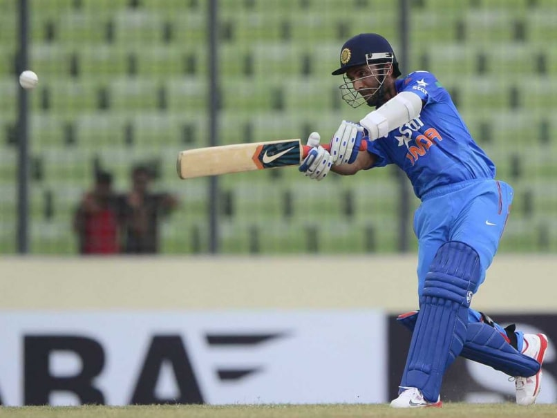 Series vs Bangladesh Big Opportunity to Express Yourself: Ajinkya Rahane