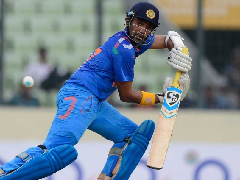 Robin Uthappa Eyes India's Opening Slot With Good Show in New Season