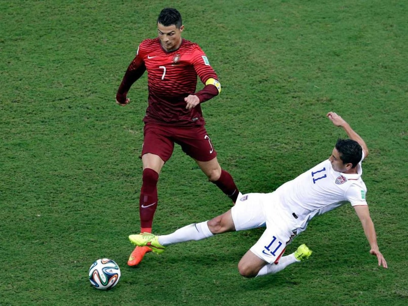 Despite a Hex, Ronaldo Works Magic