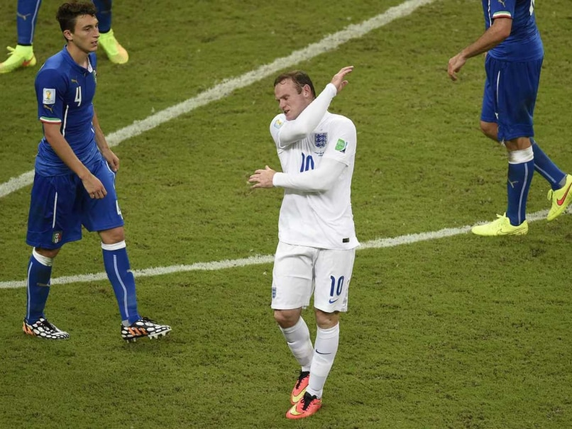 FIFA World Cup: Wayne Rooney Loses Patience With Media Critics