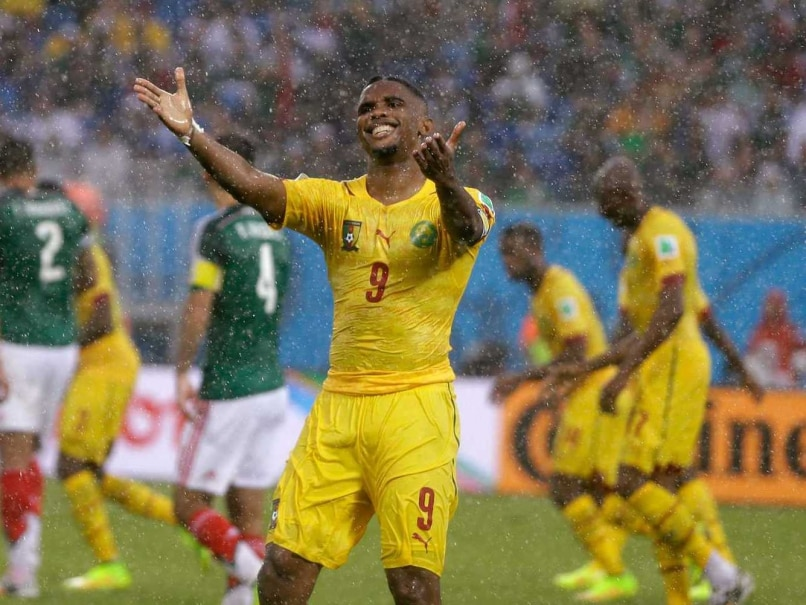 World Cup 2014: Samuel Eto'o Won't Start for Cameroon Against Brazil