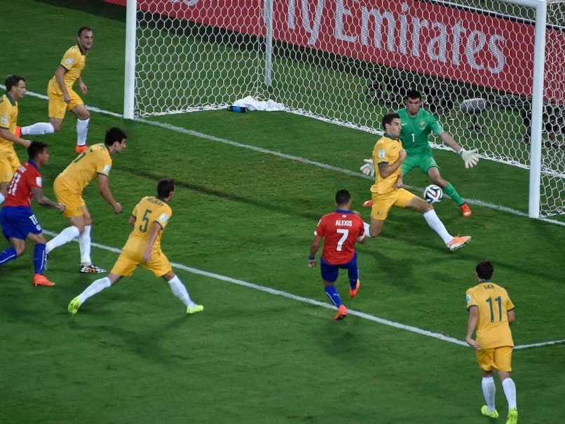 FIFA World Cup 2014, Highlights: Chile Thrash Australia 3-1 in Group B Clash