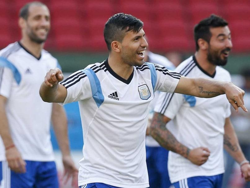 World Cup 2014: Argentina Lose Sergio Aguero for Last 16 Clash vs Switzerland