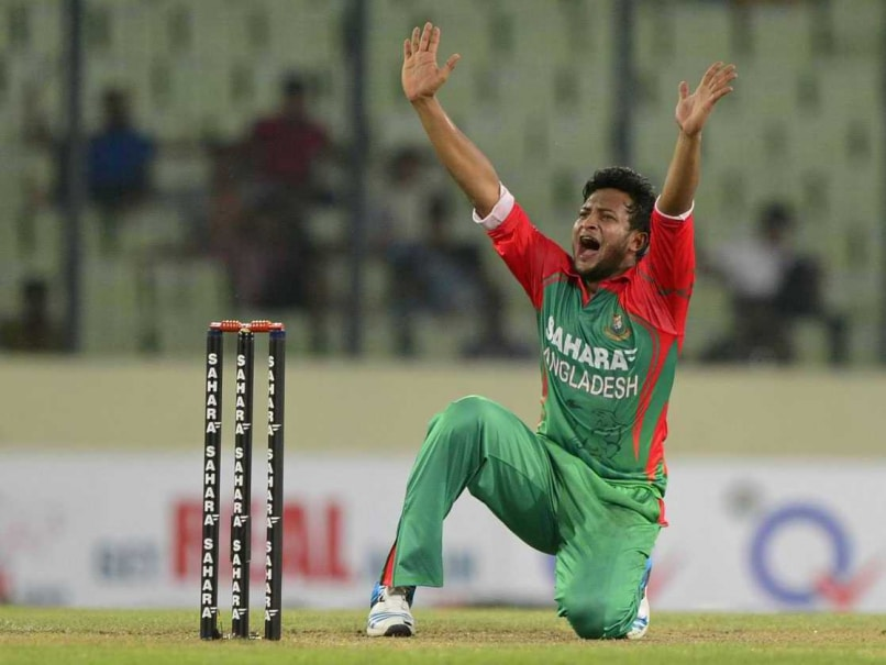 Bangladesh Name Suspended Shakib-al-Hasan, Uncapped Jubair Hossain for Test vs Zimbabwe